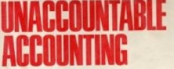 THINKING ALOUD (BusinessLaw) Financial Statements: Unaccountable Accounting