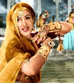 Madhubala; the Beautiful Actress of Bollywood During 1940-1960