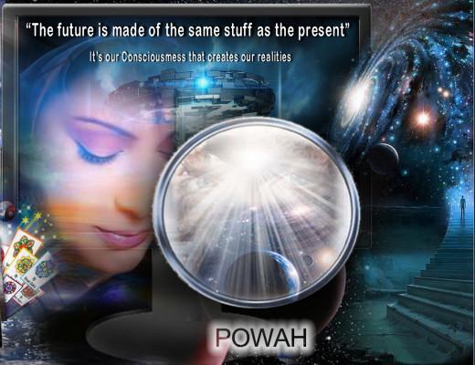 POWAH the Celestial guide of the Jaarsma Clan
