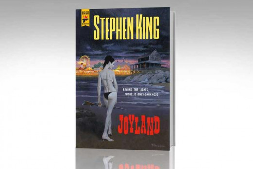Joyland, limited edition hardcover