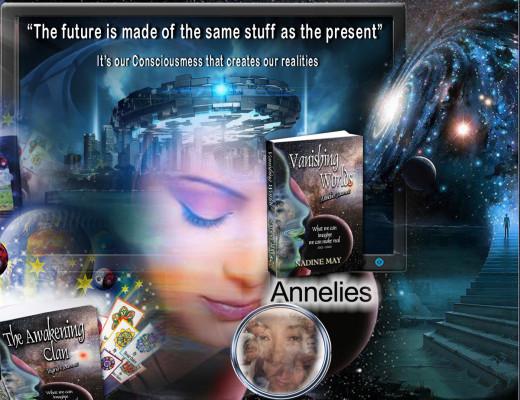 Annelies - the ascension workshop facilitator