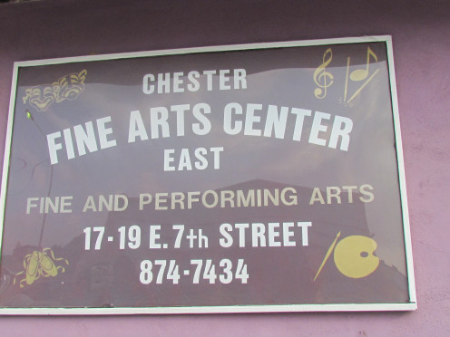 Barbara K. Mills, is also the Director of Chester Fine Arts Center East, located on 7th Street in downtown Chester, Pa. Donations can be made to the center for the continuation of these type of performances.
