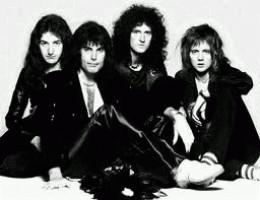 Queen in their heyday