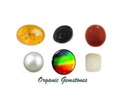 Organic Gemstones