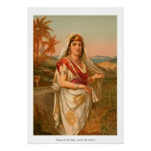 Women In The Bible - Sarah The Princess