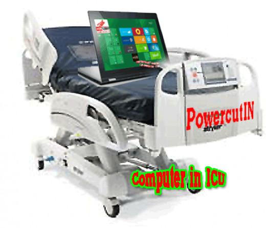 Computer in ICU