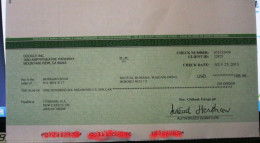 My second check from Google.