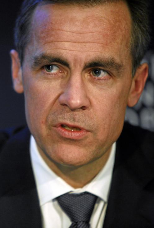 Marc Carney, Canadian banker