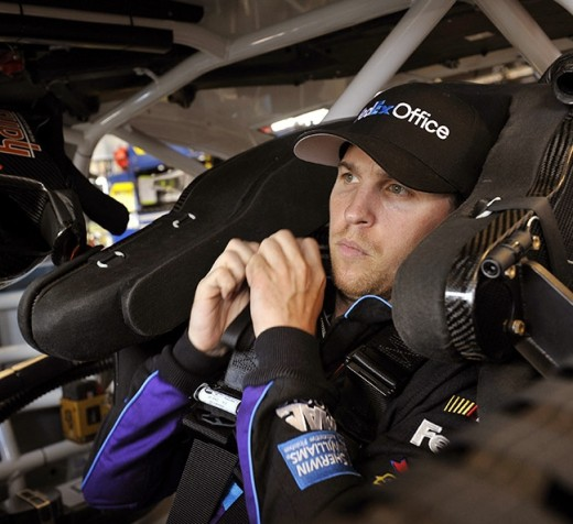 Few tracks are as deep in Hamlin's comfort zone as Martinsville