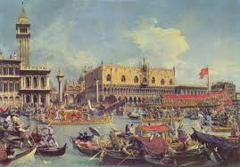 venetian war scene