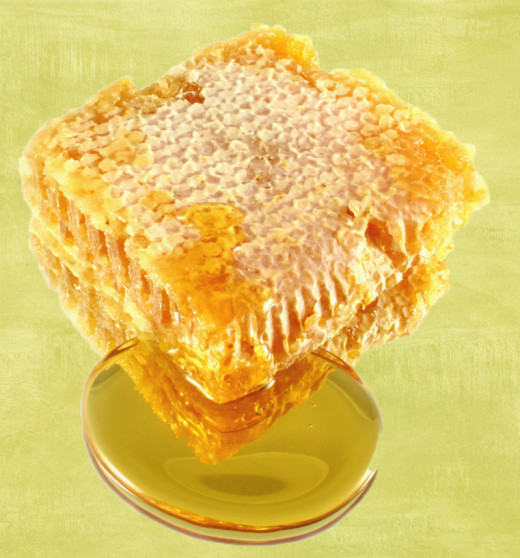 Local Organic Raw Honey - the best natural form of immunotherapy.