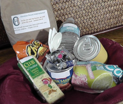 H.O.W. Humanity One World - Put Together a Feed the Hungry Package to Feed One Person at a Time