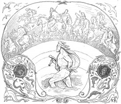 The Nine Worlds of Norse Mythology