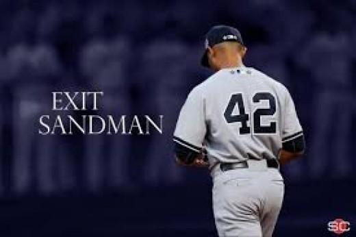 Number 42 - Sandman retires