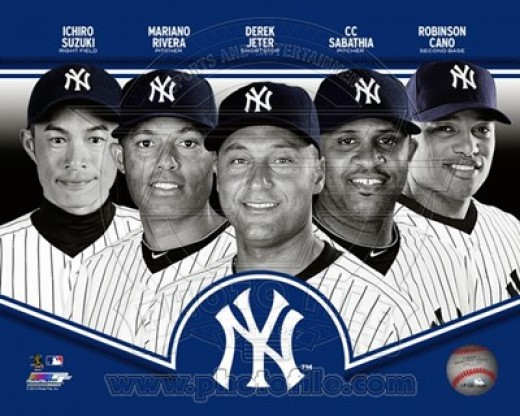 2013 New York Yankees