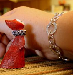 Sterling Silver Bracelets for Men