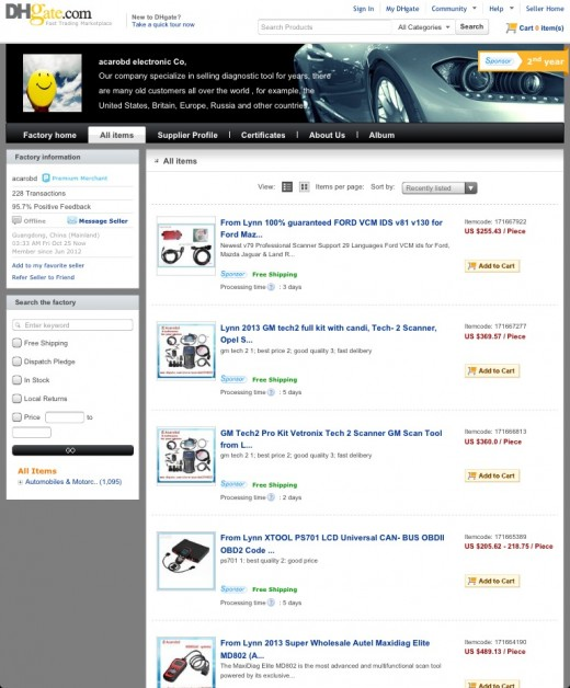 There is no shortage of digital odometer tools for shady car sellers to obtain.