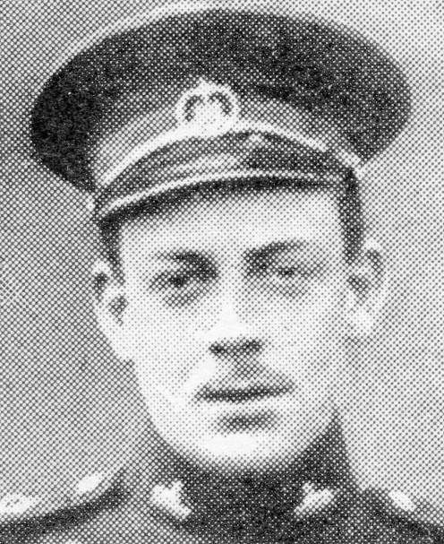 Lieutenant J. A. F. Parkinson,