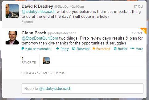 Glenn Pasch - CEO of PCG, a full service internet marketing agency