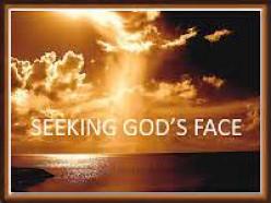 Seek Ye My Face (Poem)