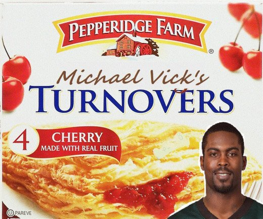 What Michael Vick Does Best