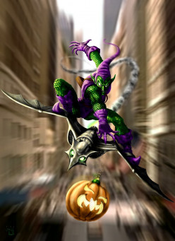 Who is the best Spiderman enemy, baddie, villain?Green & Hobgoblin Vs Doctor Octopus Vs Venom Vs Sandman  Vs Kingpin