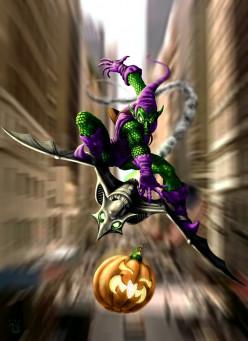 Who is the best Spiderman enemy, baddie, villian?Green & Hobgoblin Vs Doctor Octopus Vs Venom Vs Sandman  Vs Kingpin