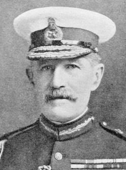 General Horace Smith-Dorrien - Commander, Second Army Corps, Start Great War (WWI, World War 1, European War)