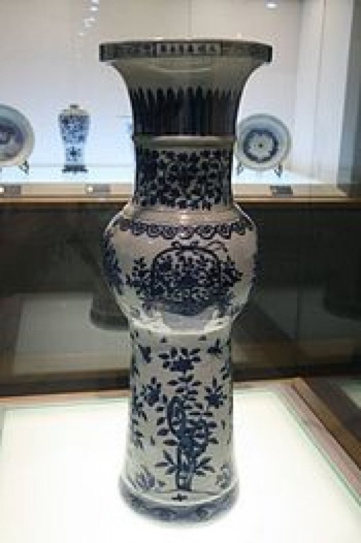 A beautiful Ming Dynasty piece.