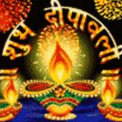 How Can I wish Happy Diwali to members at HP?