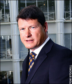 National Grid Chief Executive Steve Holliday
