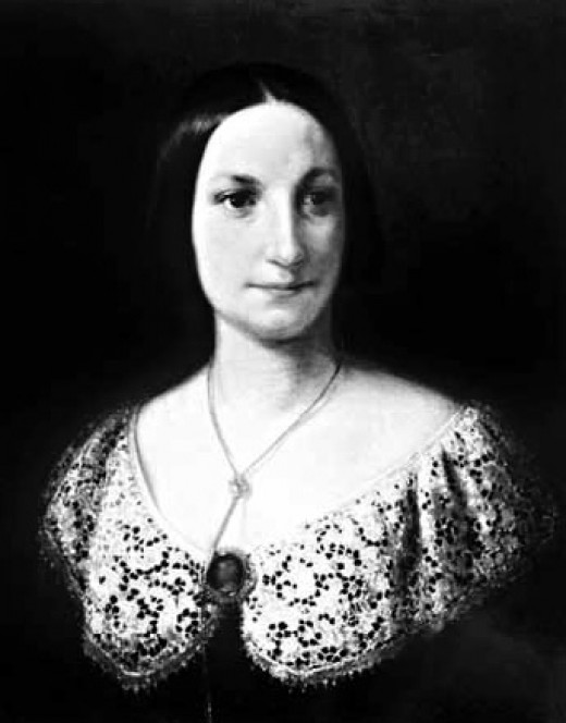 Portrait of Fanny Salvini-Donatelli