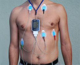 Example of a portable medical device for the national registry.