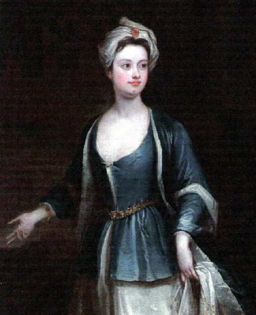 The brown lady ghost of Raymon Hall, Norfolk, England