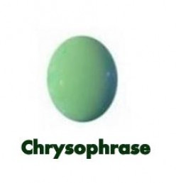 Chrysoprase Gemstone - The Green Chalcedony Quartz Stone of Love