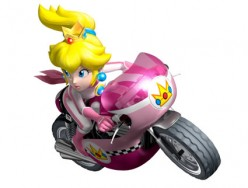 Mario Kart Games - Mario Kart Wii With Wii Wheel is Cool