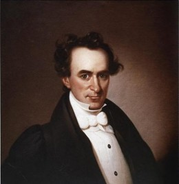 Often called the Father of Texas, Stephen F. Austin led the way to colonization of Texas