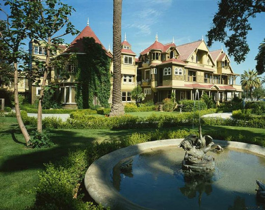 The haunted Winchester house