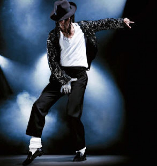 Michael jackson- the 80's teen idol