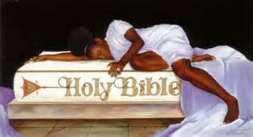 Make the Word of God a resting place