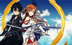 Anime Reviews: Sword Art Online