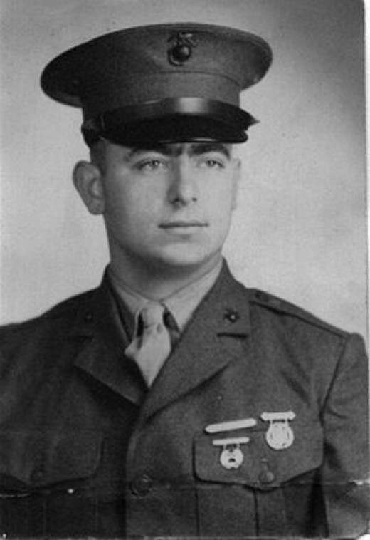 John Joseph Vitanyi, PFC, USMC