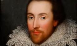 William Shakespeare. The man.