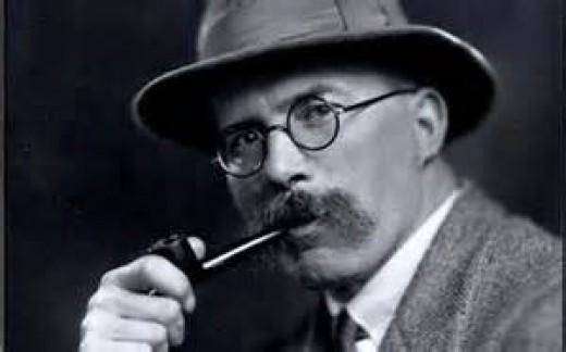Arthur Ransome.