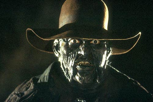 Jeepers Creepers! One of today's favorite Halloween cinema treats