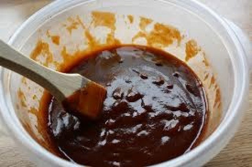 Barbecue sauce can be hot, sweet, tangy, mild or spicy.