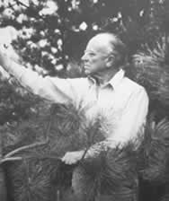 Aldo Leopold: author of A Sand County Almanac