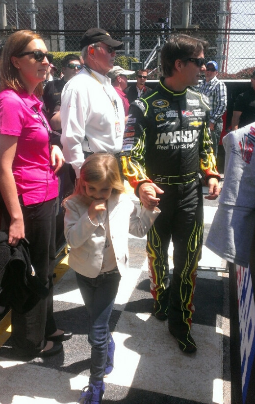 Gordon has become a family man since the last time he won a NASCAR championship