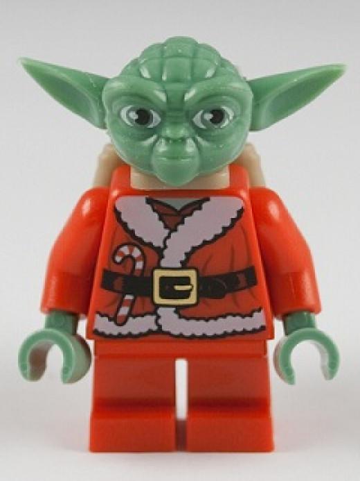 Lego Star Wars Advent Calendar #7958 - Santa Yoda