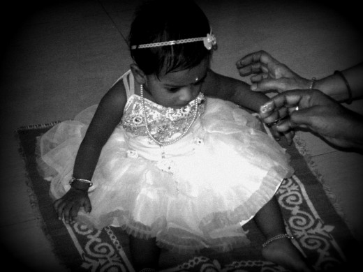 My Dear Aadhya